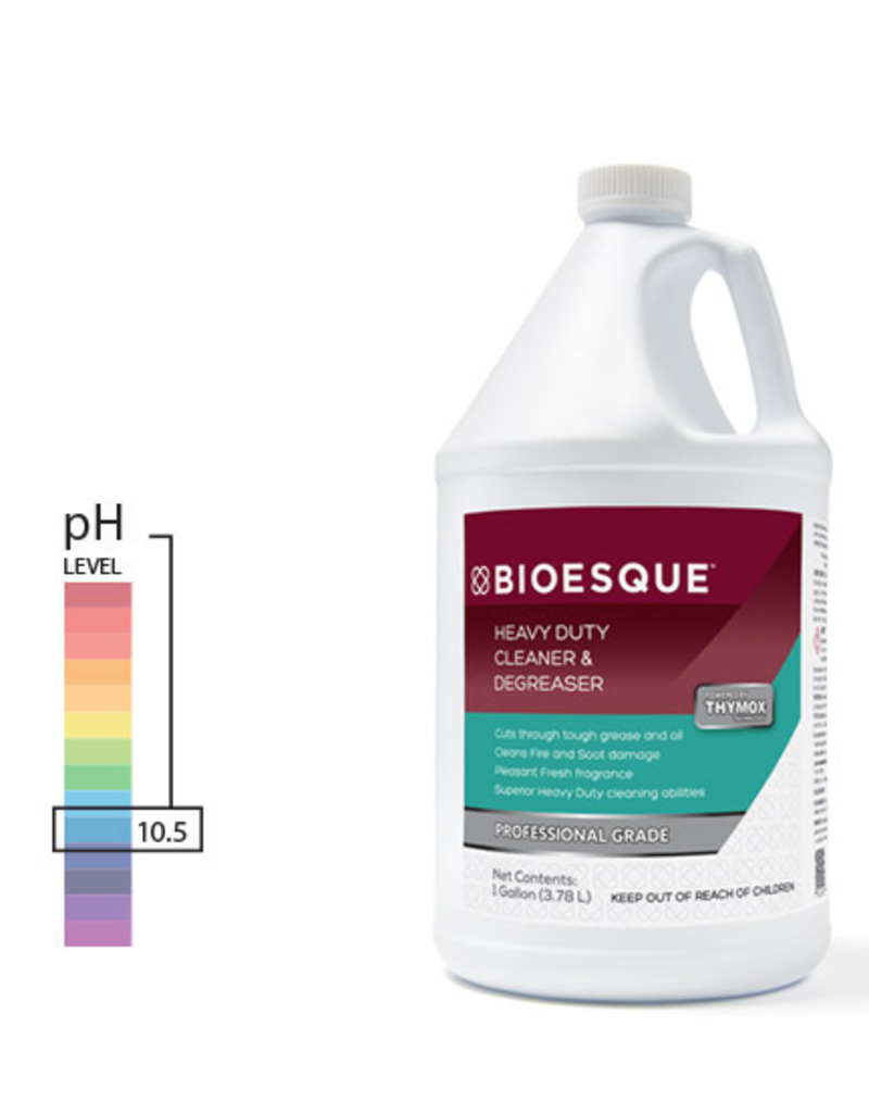Bioesque Bioesque® HD Cleaner & Degreaser 1 Gallon