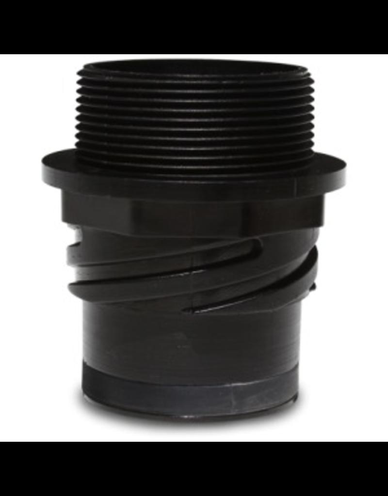 """2"""" Cu_-Lynx™ male starter vacuum hose connector"""