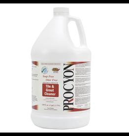 PROCYON Procyon - Tile & Grout Cleaner, 1 Gallon
