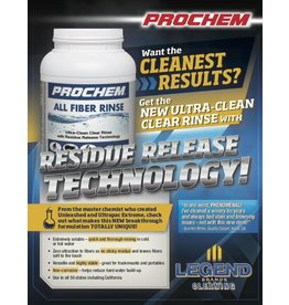 Prochem Prochem Powder All Fiber Rinse 6lbs (Ph 4.5)