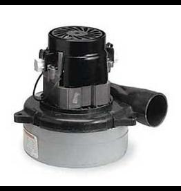 "CleanHub Vac Motor - 2 Stg - 5.7"" - 110v AC Horned, 1100W"