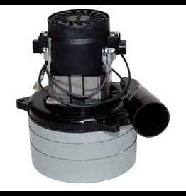 "CleanHub Vac Motor - 3 Stg - 5.7"" - 110v AC Horned, 1500W"