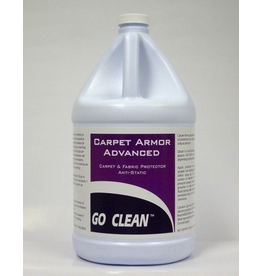 Go Clean Carpet Armor Advanced W/Stain Blocker: 1 GL (1:8)
