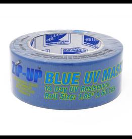 "Zip-Up Products, LLC Blue UV Painters Masking Tape 3"" (C-16)"