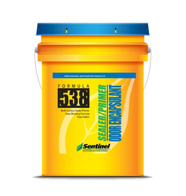 Sentinel Products INC. Sentinel 538 Smoke & Odor Encapsulant CLEAR - 5 Gal Pail
