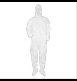 CleanHub MicroPorous® Coverall - 2XL Case/25 H&B