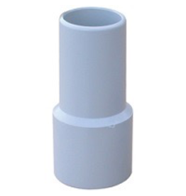 "CleanHub CUFF - 1.25"" VINYL GRAY (VAC HOSE)"