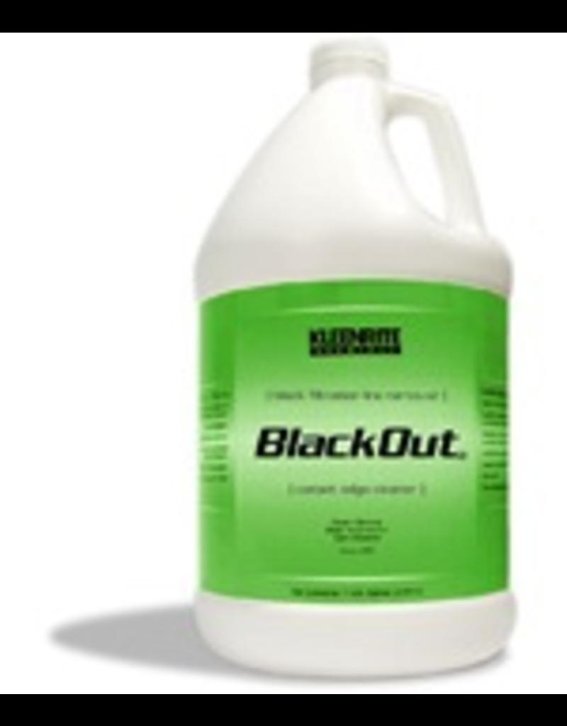 Kleenrite BlackOut, 1 Gallon (Filtration Remover)