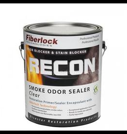 Fiberlock Technologies RECON - Smoke Odor Sealer - Clear - 1 Gallon