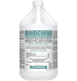 Pro Restore MediClean Germicidal Cleaner 1 Gallon (Lemon)