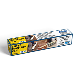 """Zip-Up Products, LLC Zip-Up® Carpet Protection Film (24"""" x 200')"""