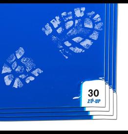 """Zip-Up Products, LLC Zip-Up® Tacky Mat (24""""x36"""") / (30) Sheets x 4 Mats"""
