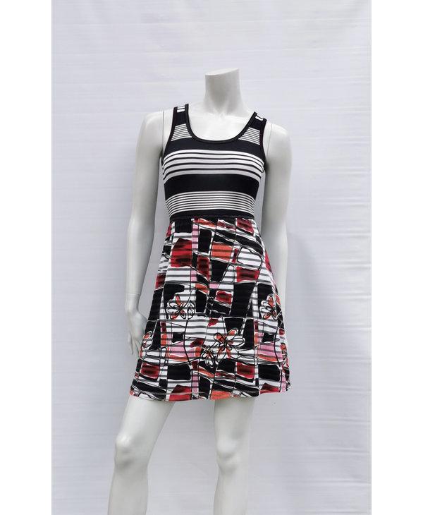 Grapefruit dress