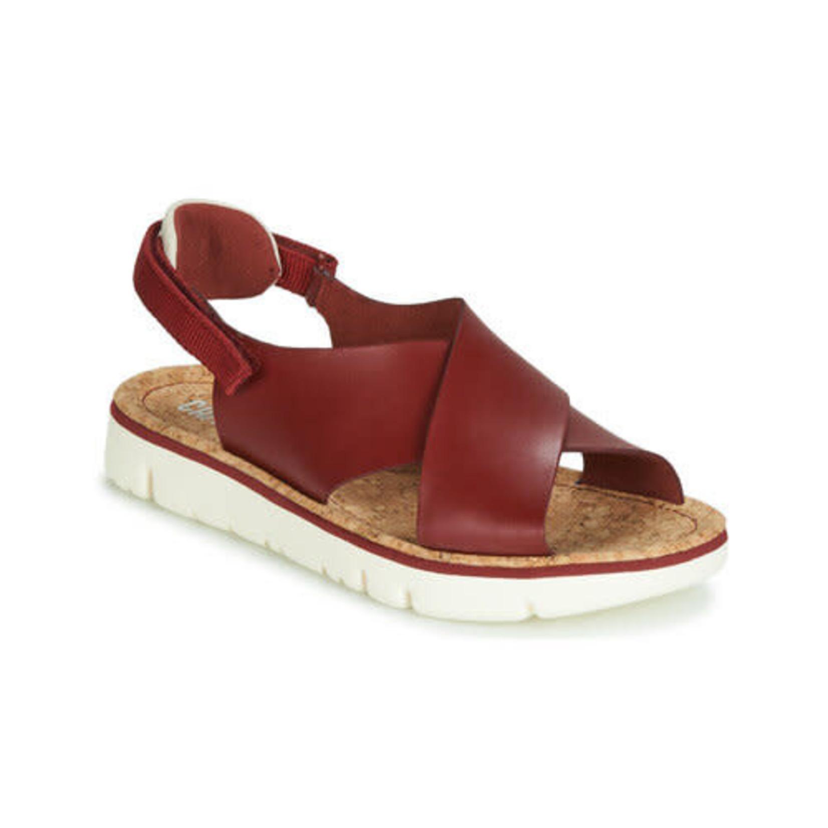 Camper Oruga Sandal Red