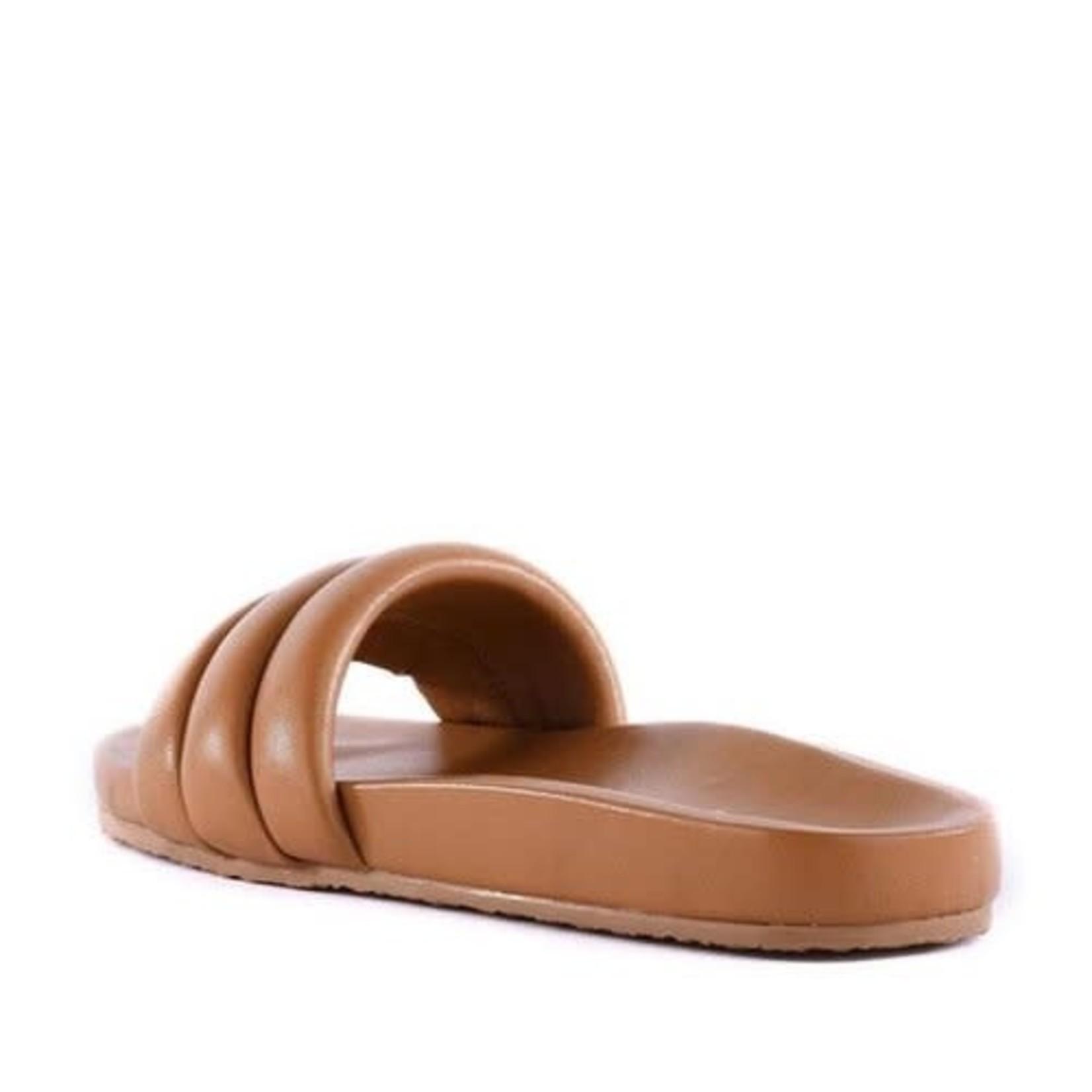 Seychelles Low Key Slide Tan