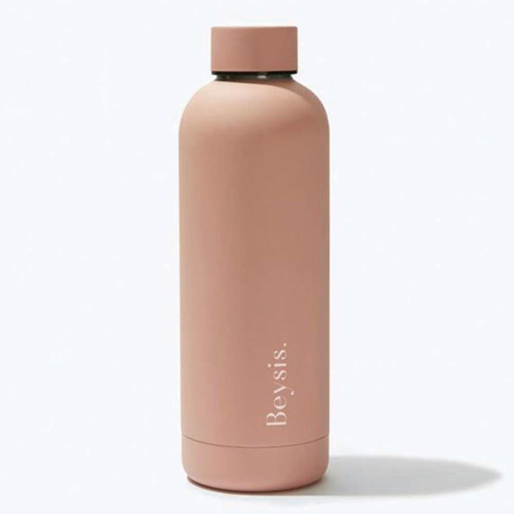 Beysis Beysis Water Bottle 17oz Blush