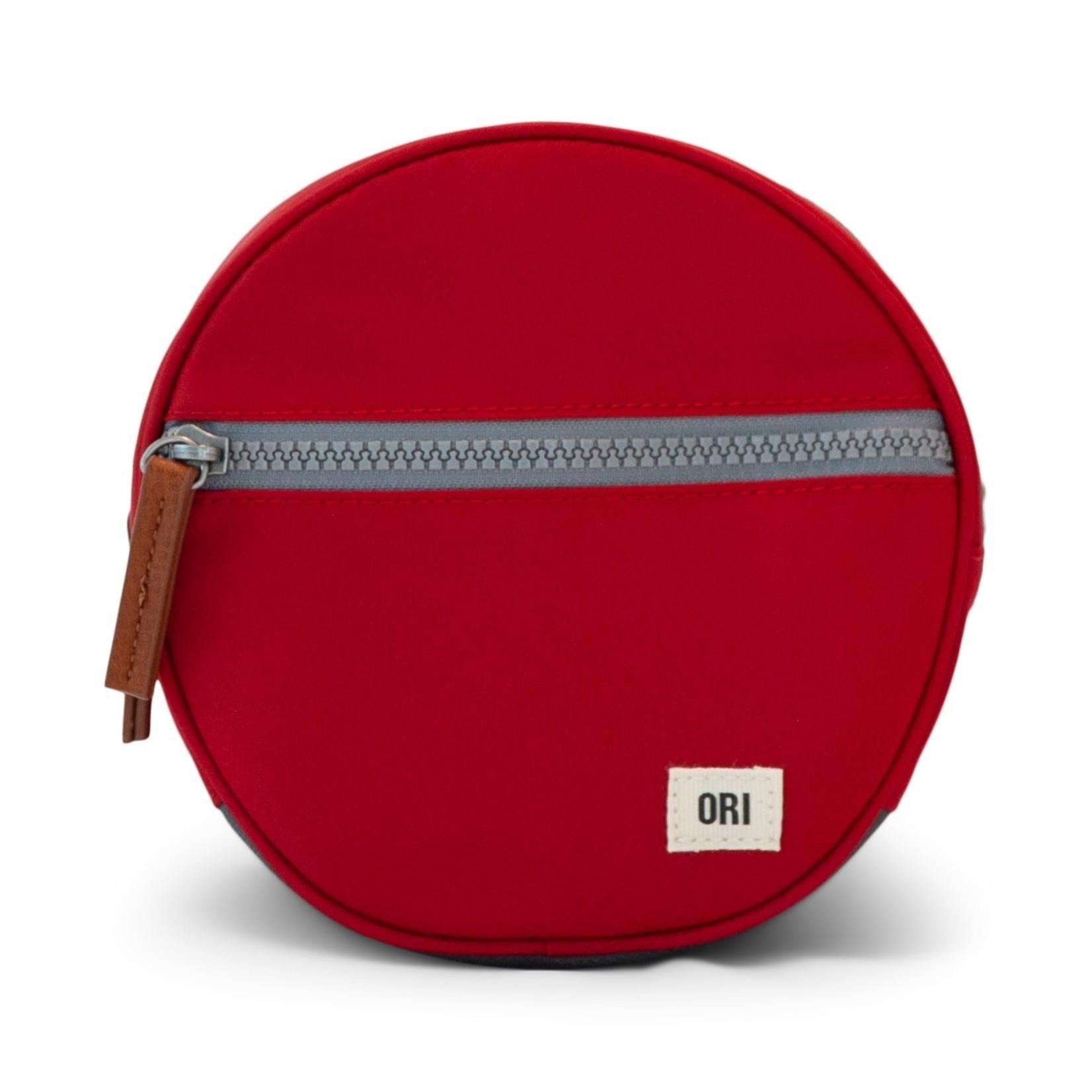 Ori London Paddington Hip Bag Cranberry