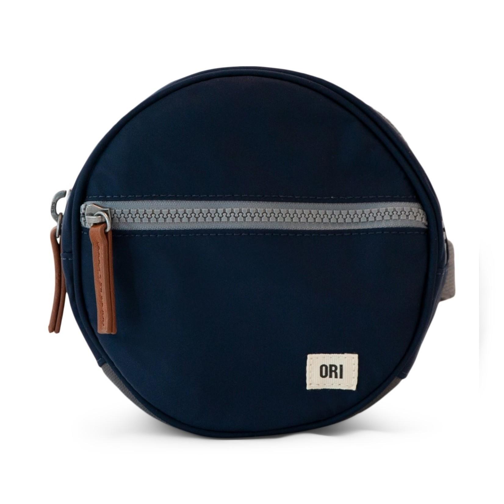 Ori London Paddington Hip Bag Midnight Blue