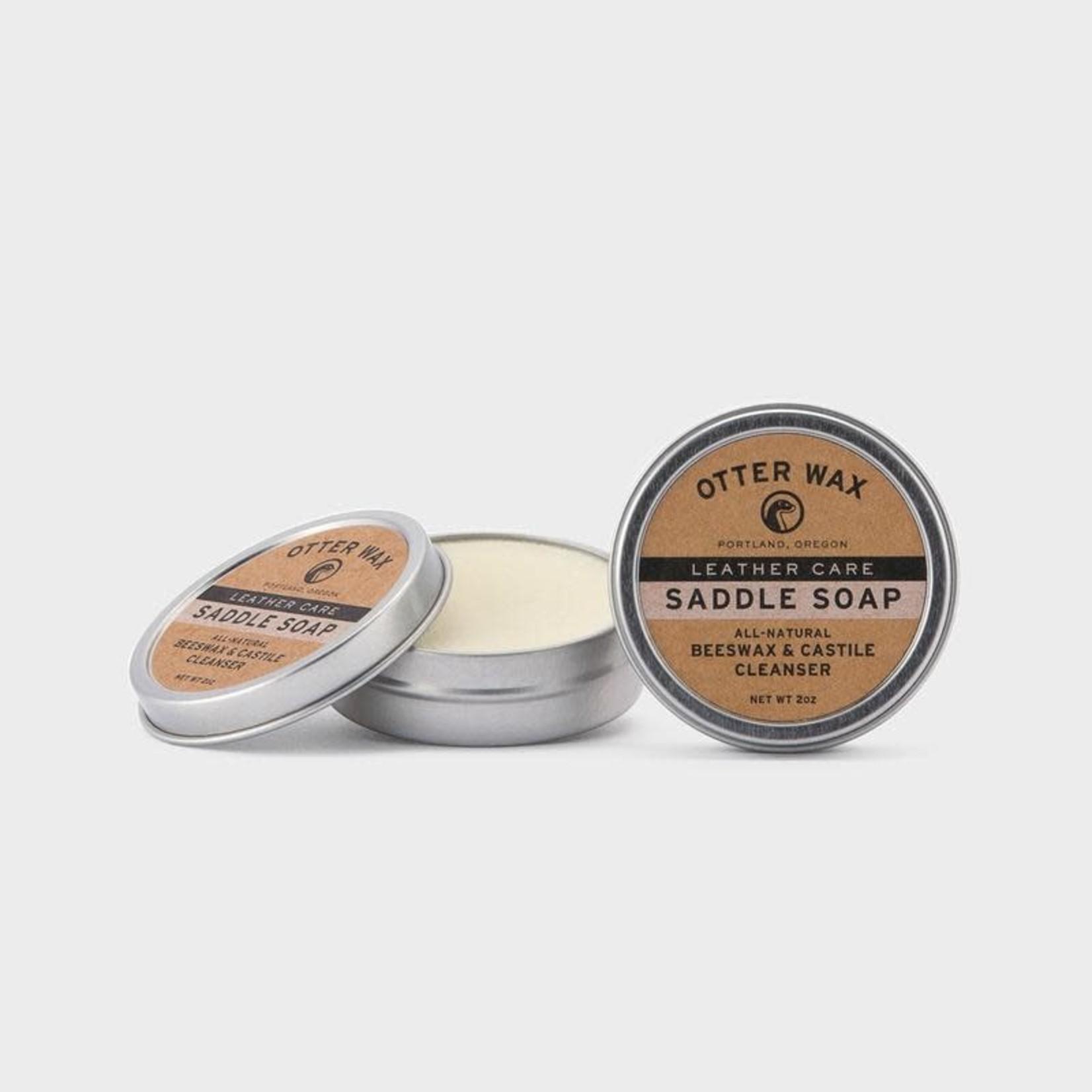 Otter Wax Saddle Soap 2 oz.
