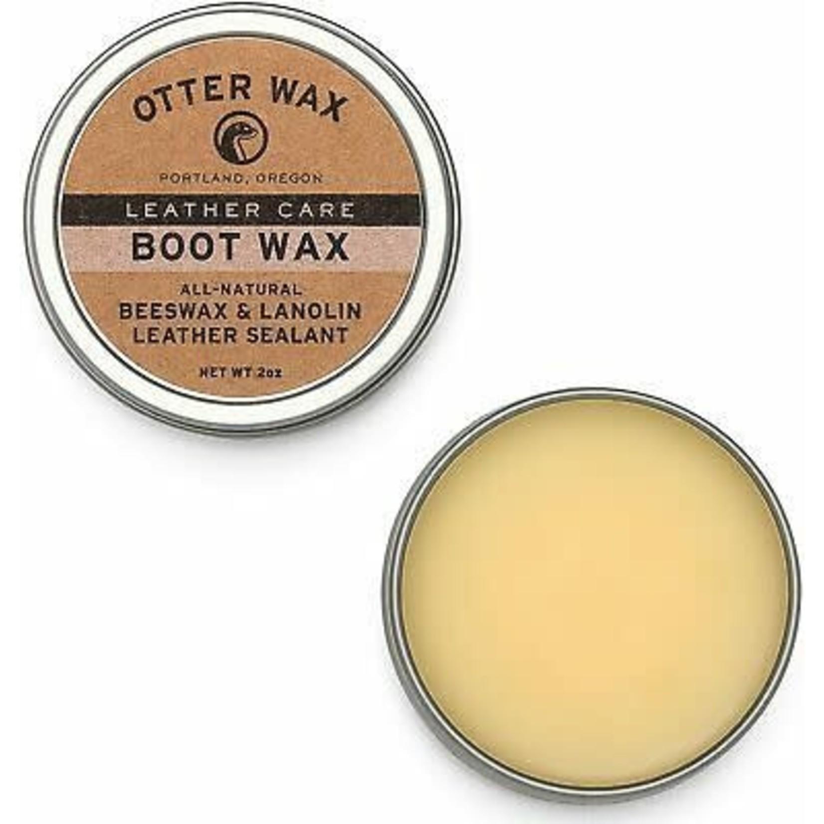 Otter Wax Boot Wax 2 oz.