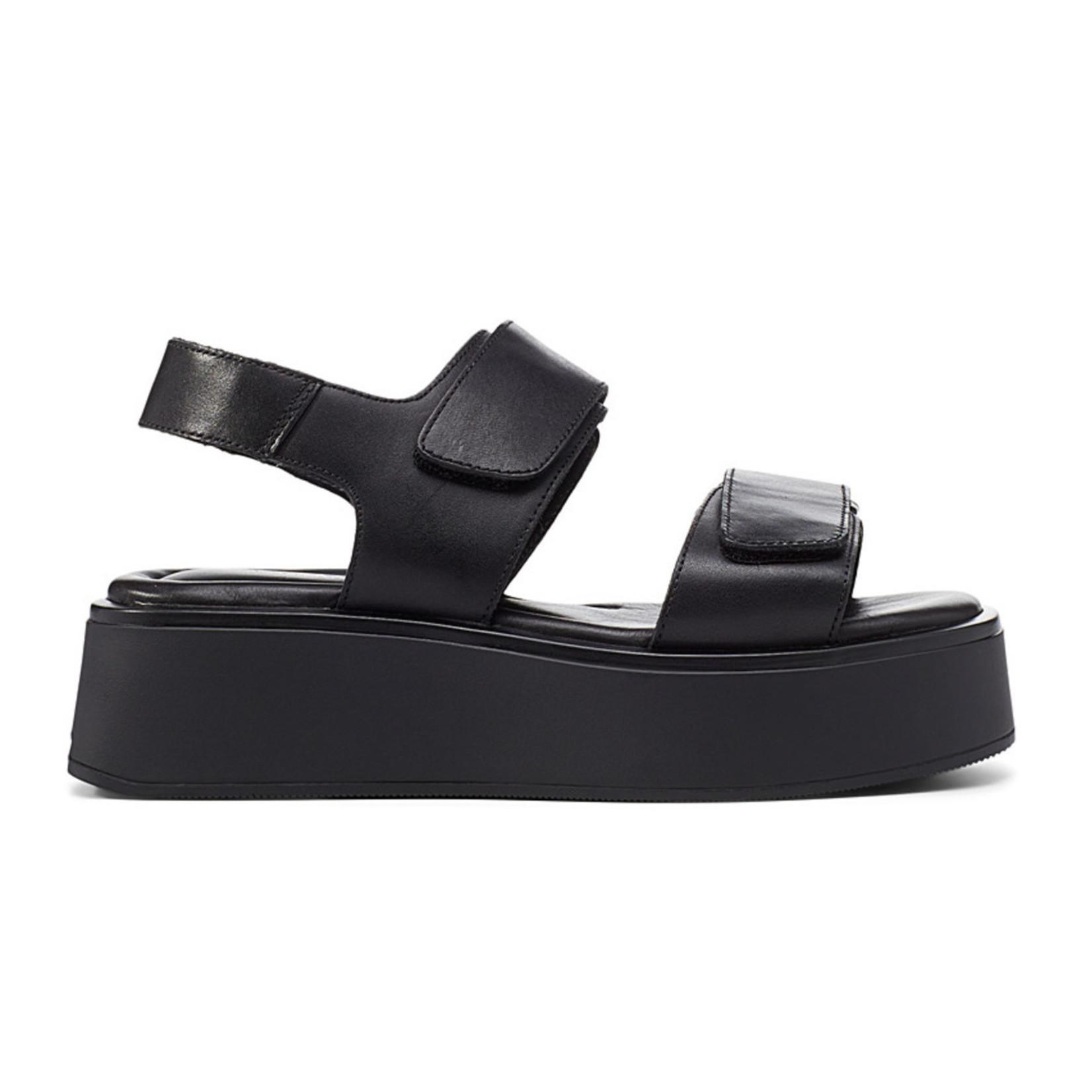 Vagabond Courtney Platform Sandal Black