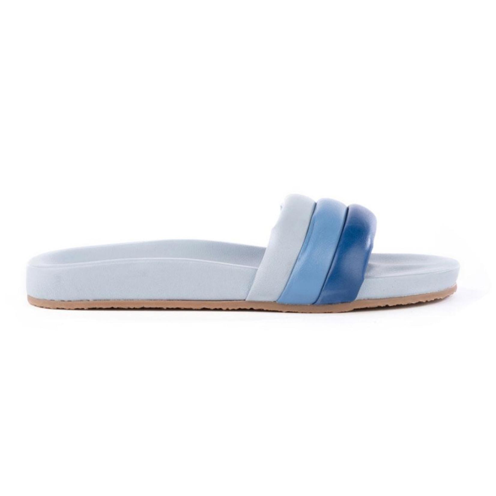 Seychelles Low Key Slide Blue
