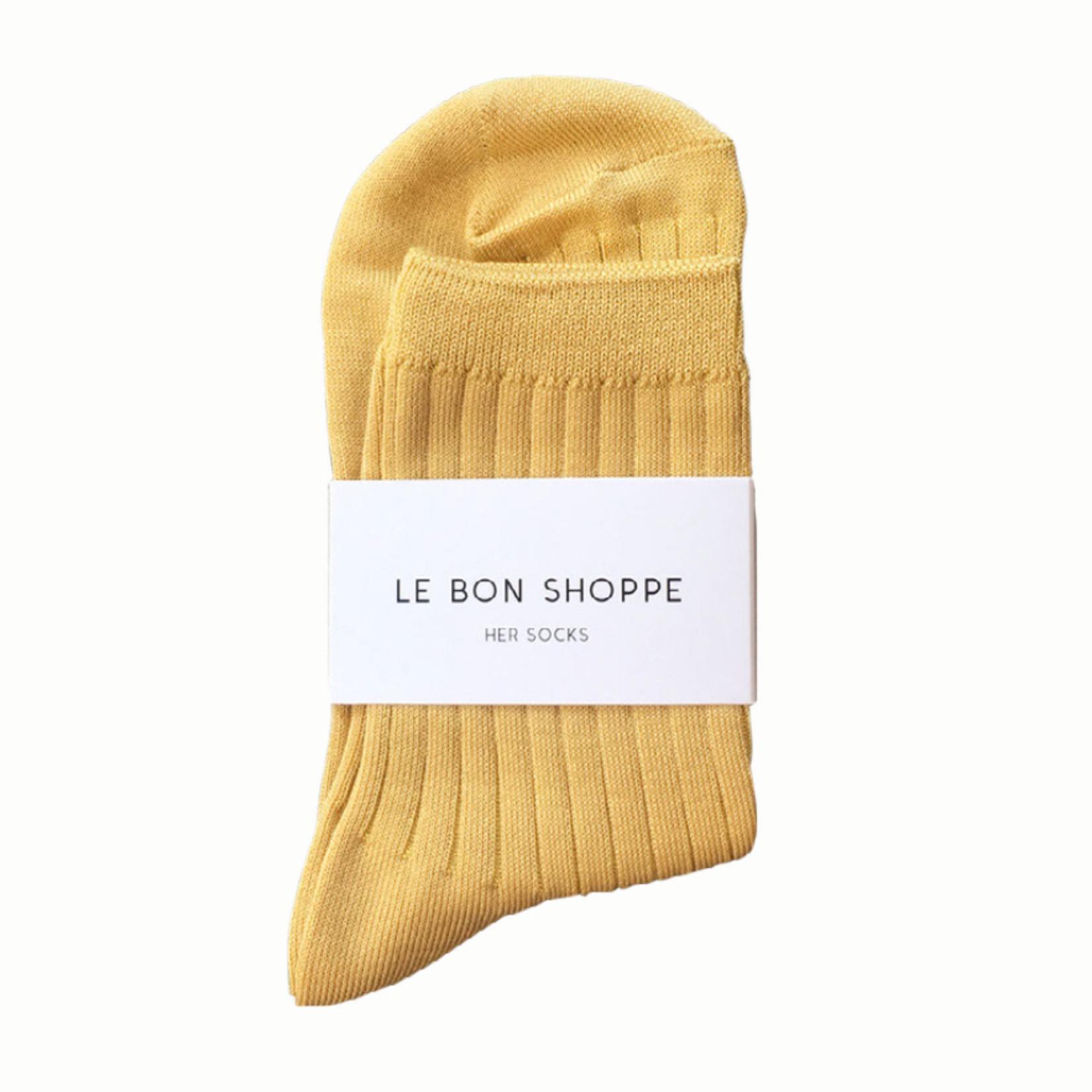 Le Bon Shoppe Her Socks Buttercup