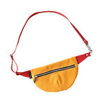 Wheeler Bag Co. Fanny Pack Yellow/Red