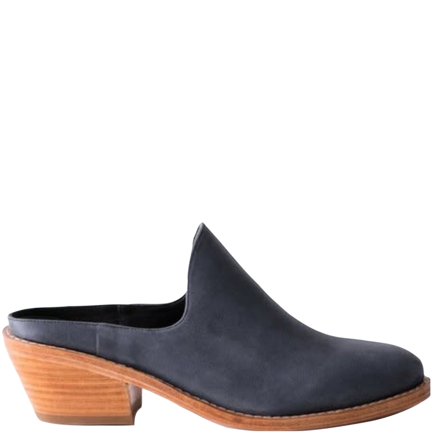 Fortress Michelle Mule Navy Blue