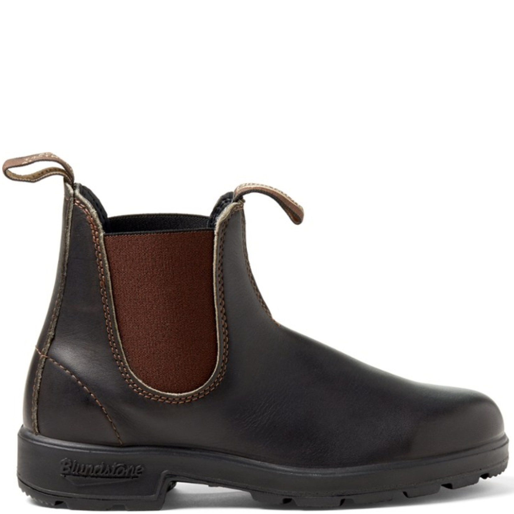 Blundstone 500 Chelsea Stout Brown