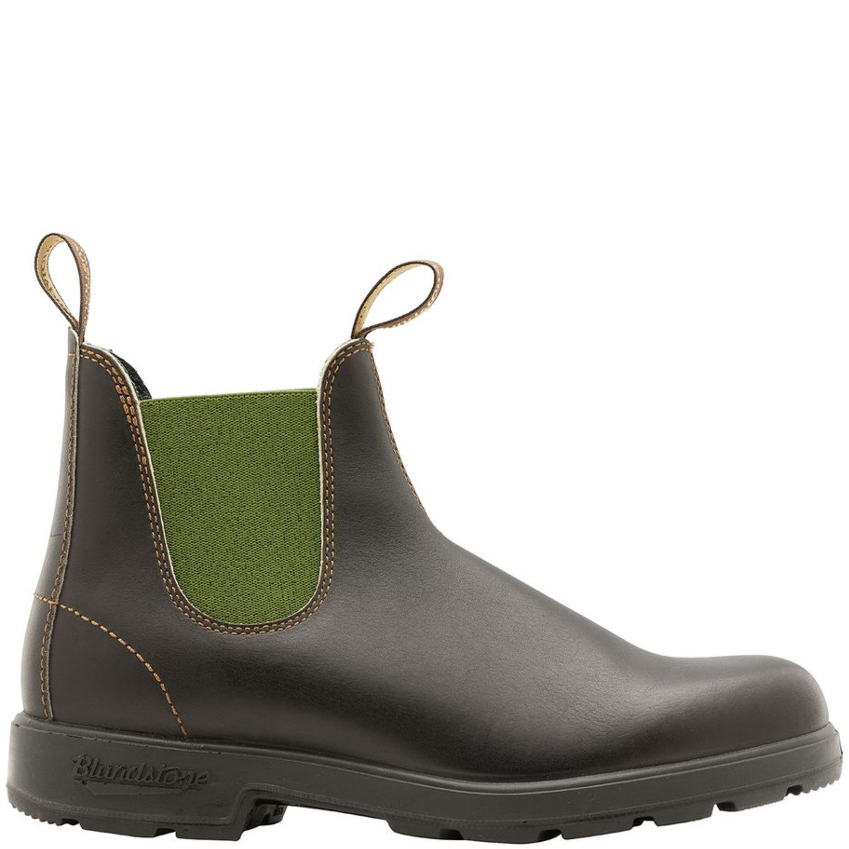 Blundstone 519 Stout Brown and Olive