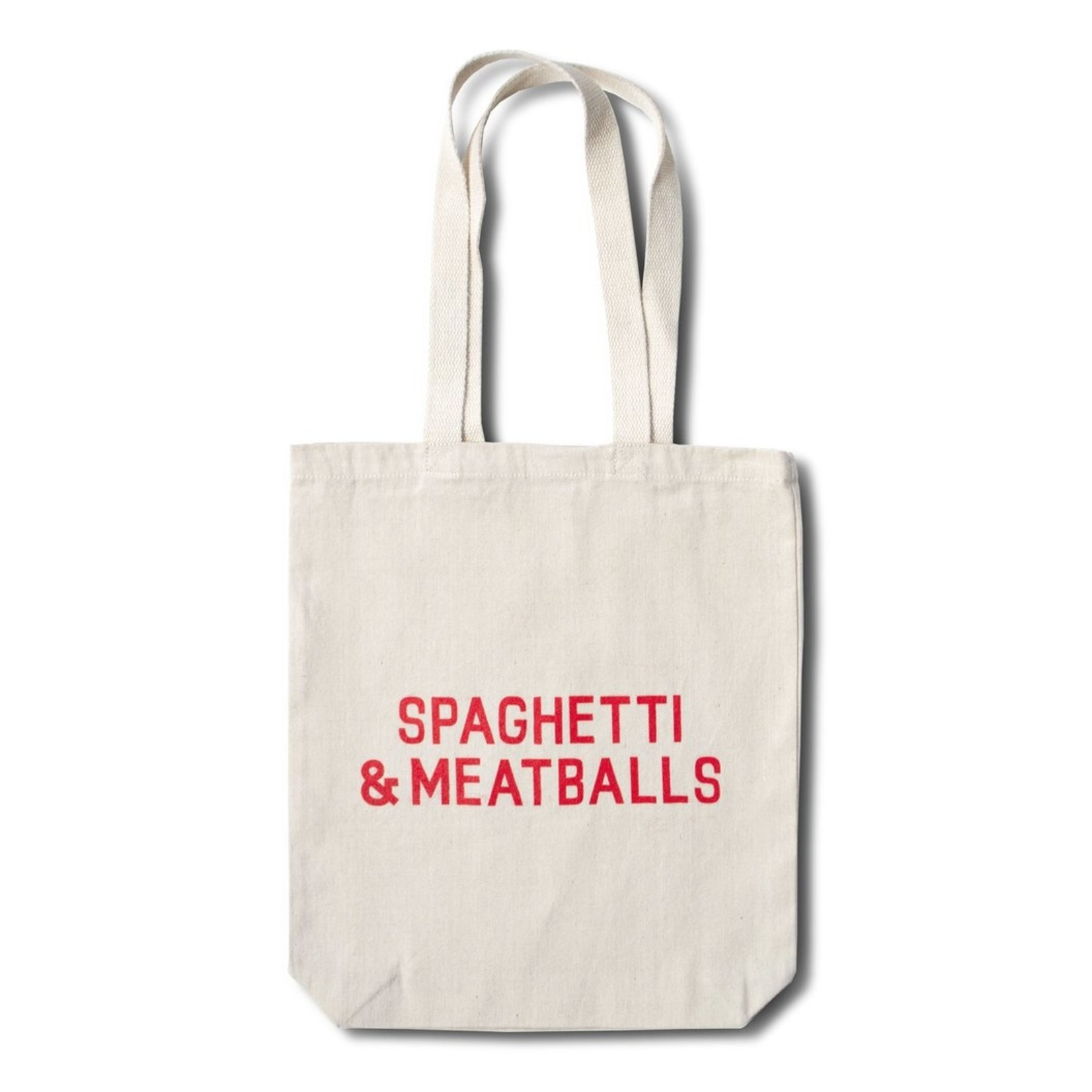 Banquet Workshop Spaghetti & MeatballsTote Bag