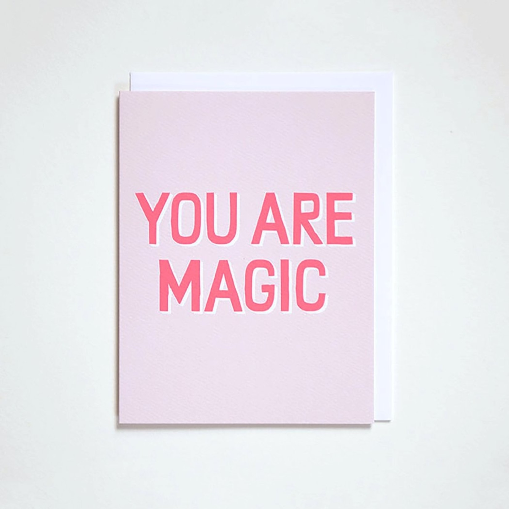 Banquet Workshop You Are Magic Card
