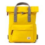 Ori London Canfield B Medium Backpack Mustard