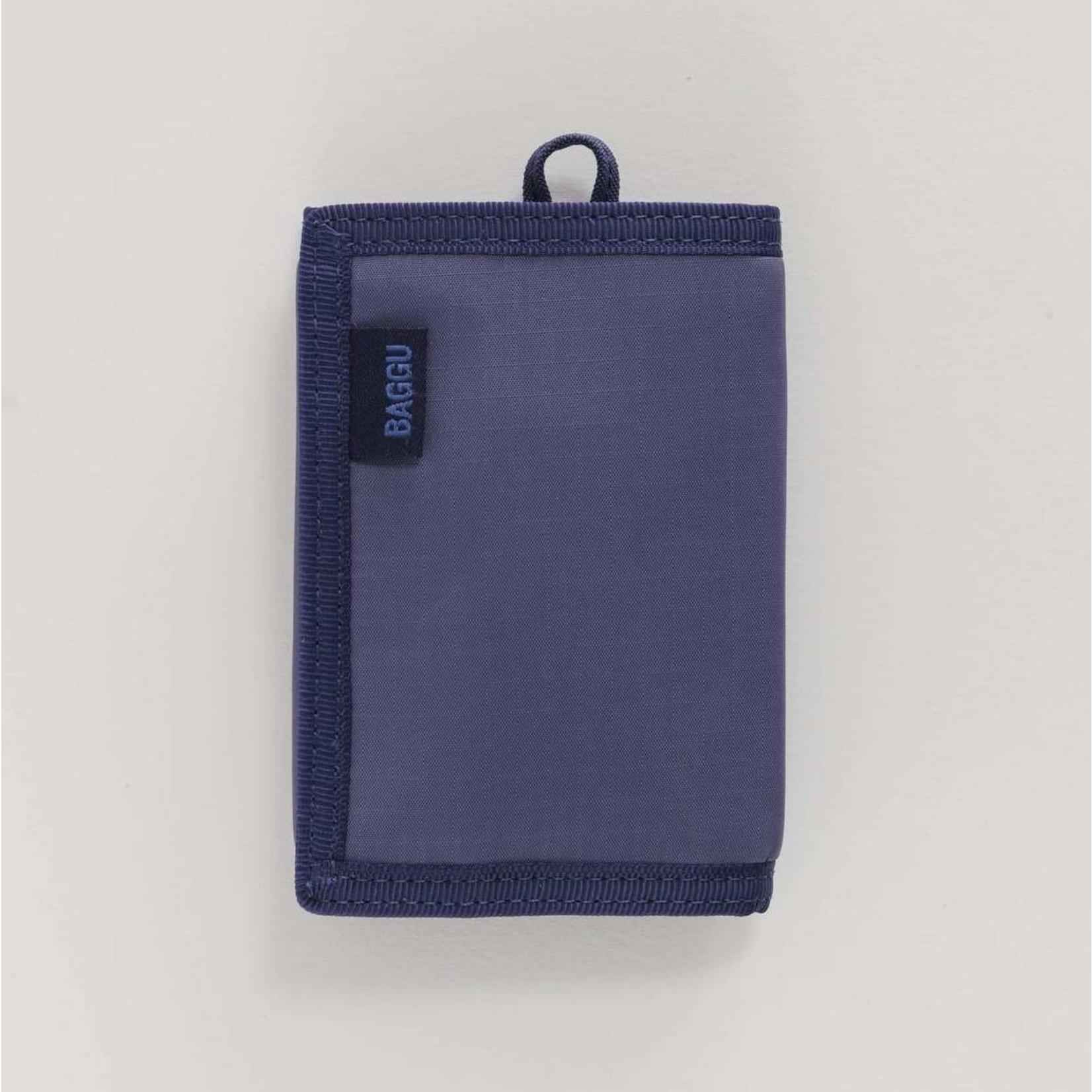 Baggu Nylon Wallet Ink