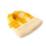 Rainbow Unicorn Sam Knit Beanie Yellow