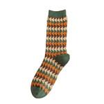 Rainbow Unicorn Layla Socks Triangle