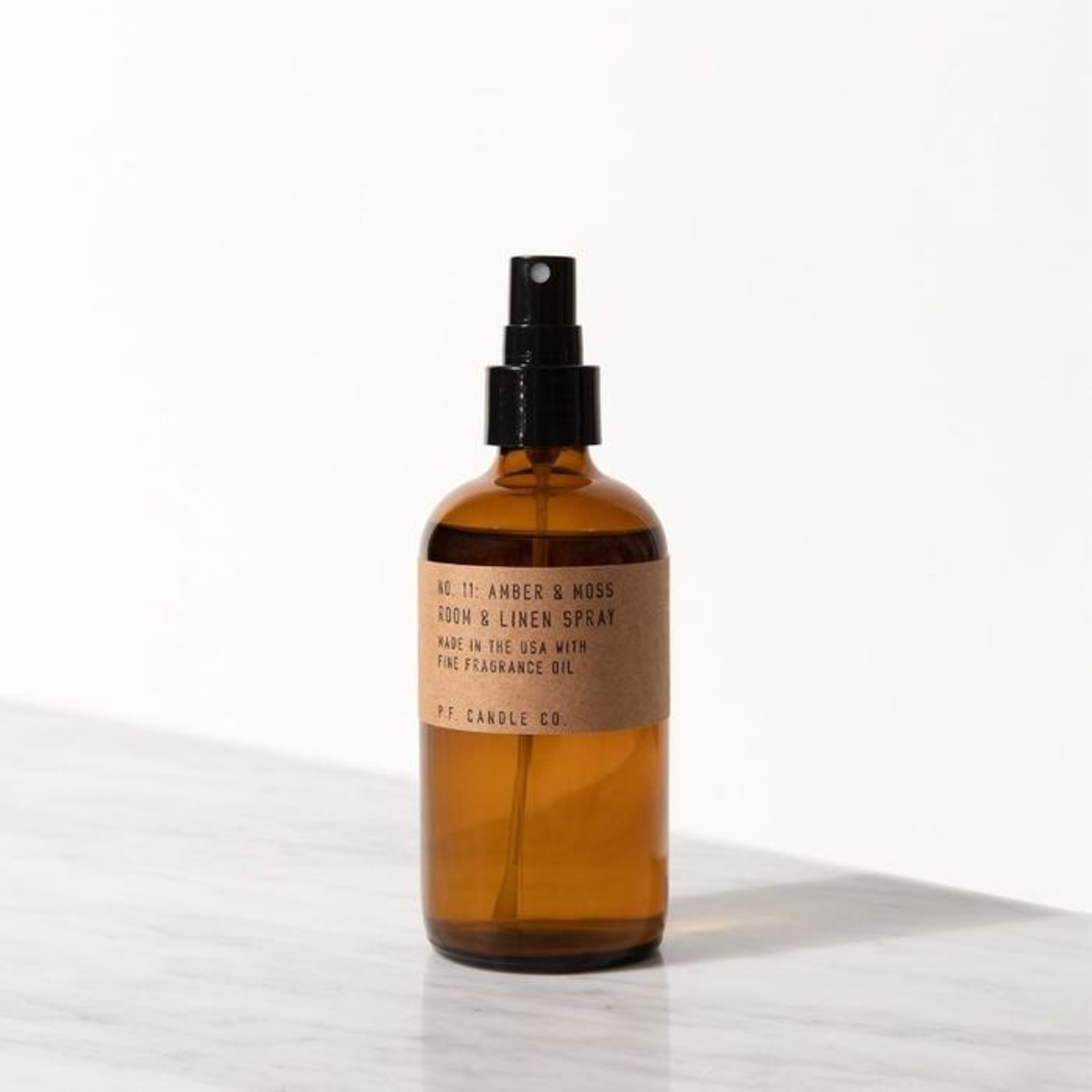 PF Candle Co Amber & Moss Room Spray