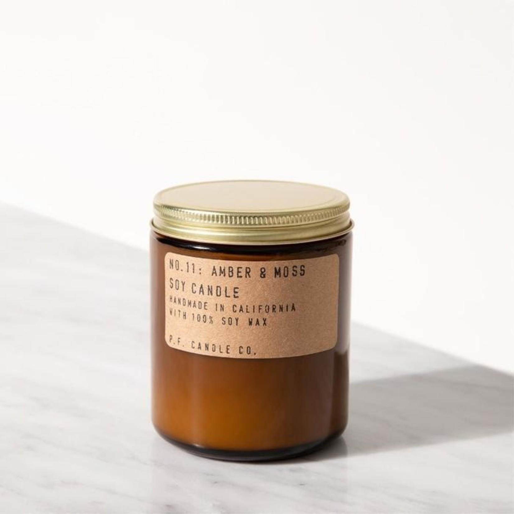 PF Candle Co Amber & Moss Candle (7.2 oz)
