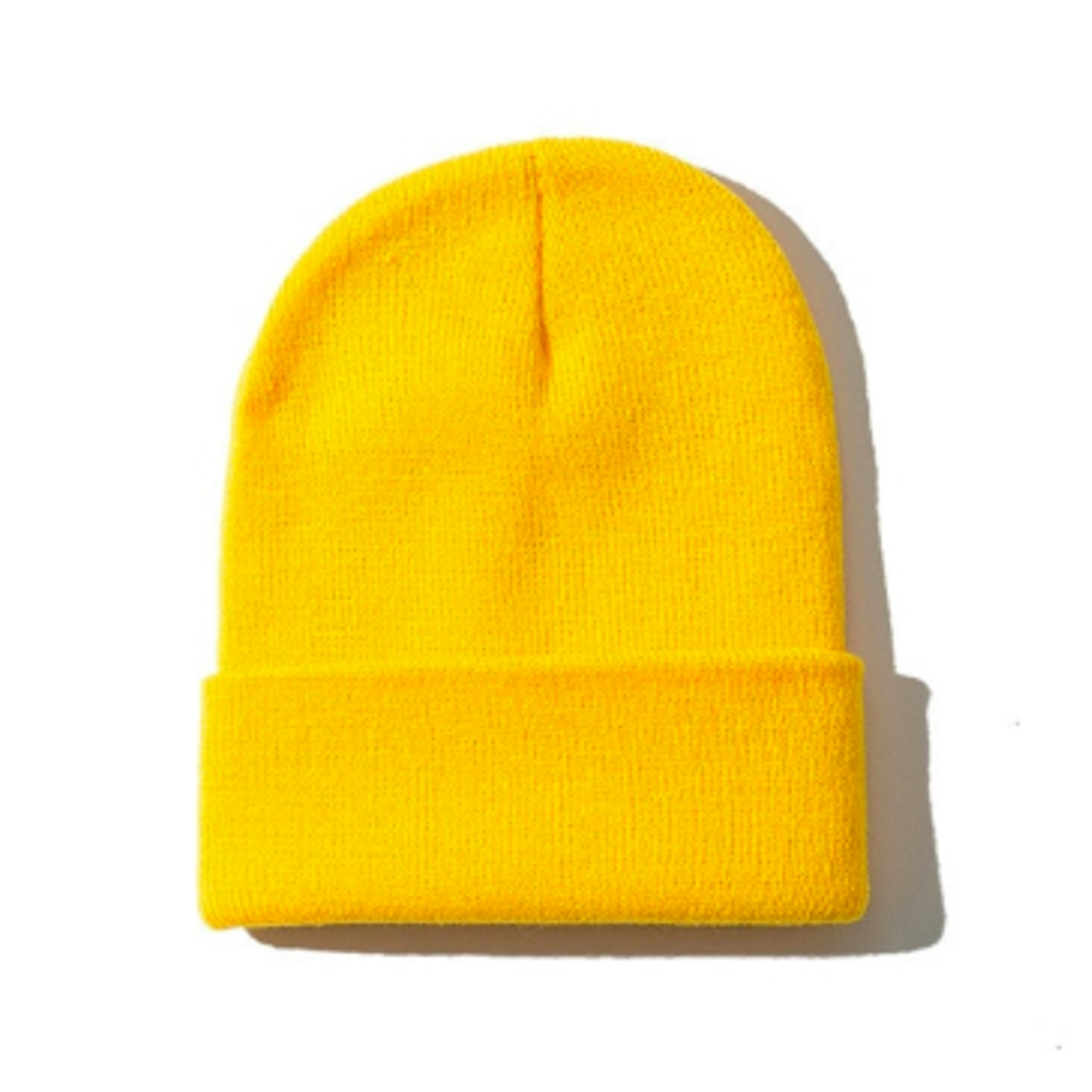 Rainbow Unicorn Margaret Hat Yellow