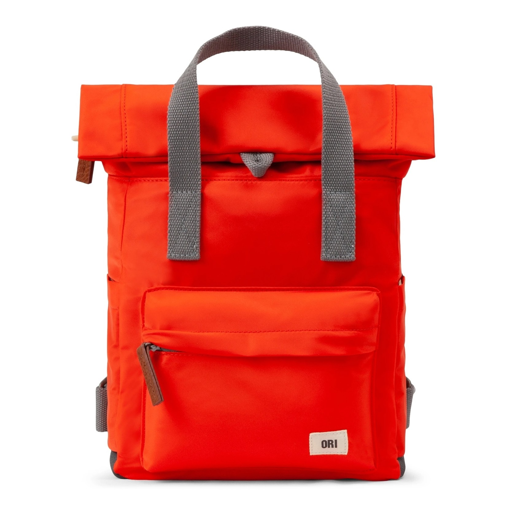 Ori London Canfield B Medium Backpack Neon Red