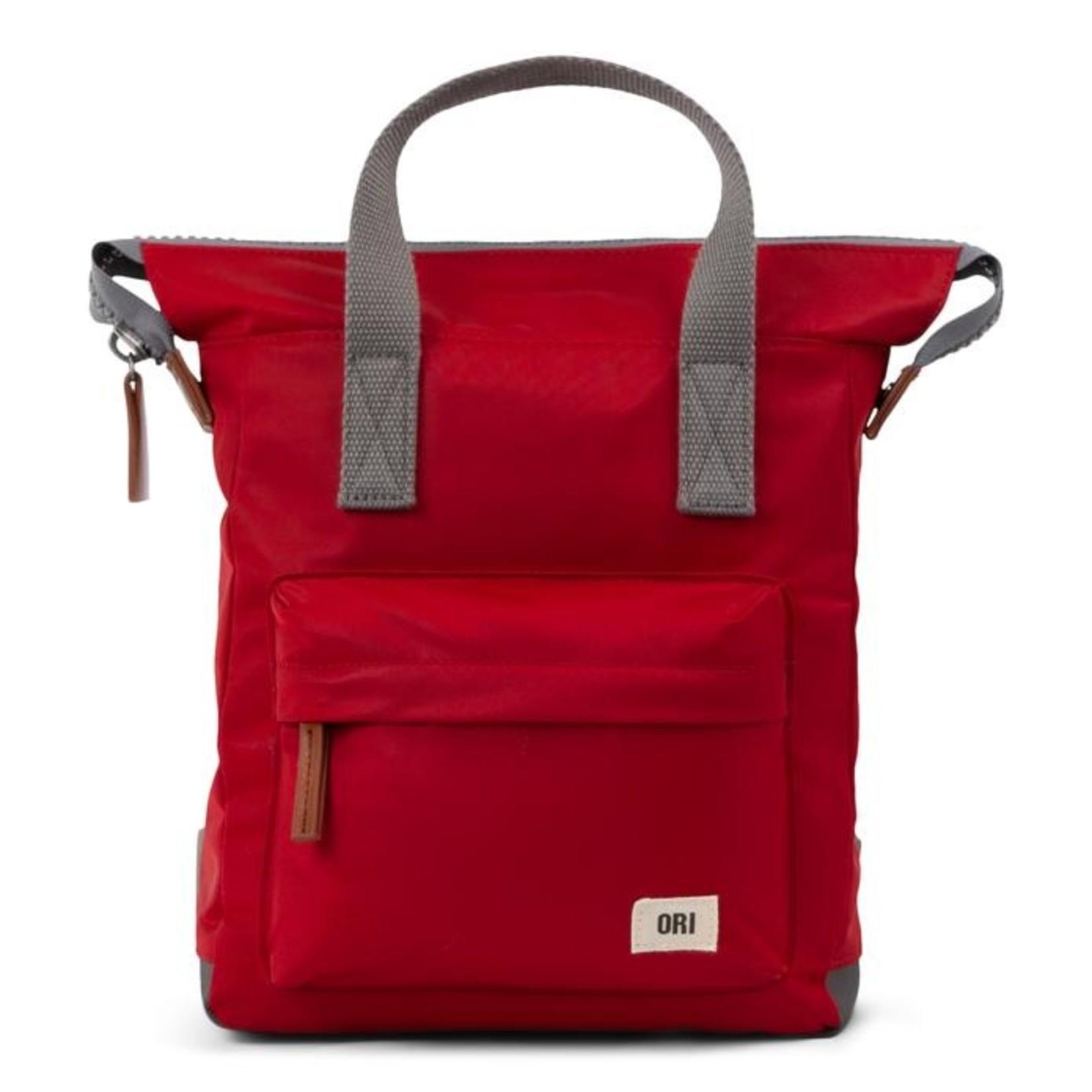 Ori London Bantry B Small Backpack Cranberry