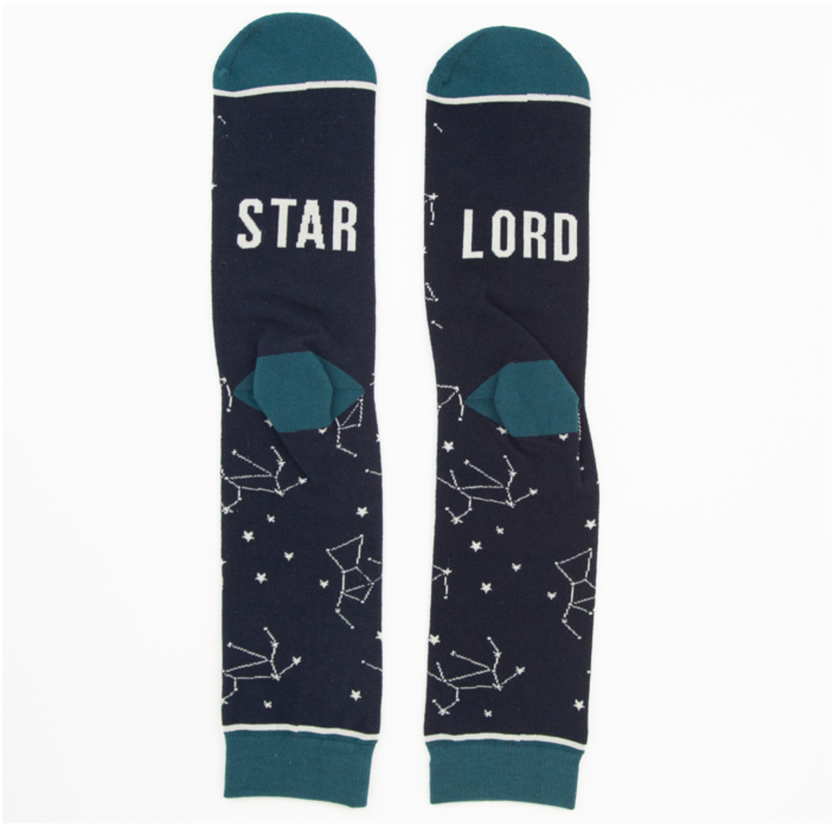 Woven Pear Crew Sock Star Lord