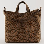 Baggu Horizontal Duck Bag Nutmeg Leopard