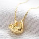 Lisa Angel Sloth Necklace