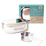 FK Living ECOlunchbox Oval & Snack Cup
