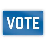 FK Living Vote Sticker