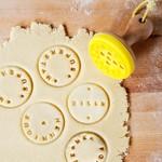 FK Living Customizable Cookie Stamper