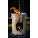 love, june Original One Log Fire