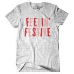 love, june Feelin' Festive Tshirt